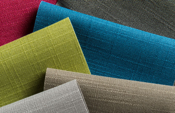 Luxurious Colour Tones & Fabric Textures