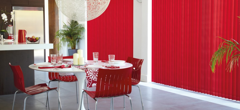 Vertical Blinds to Fit your Style