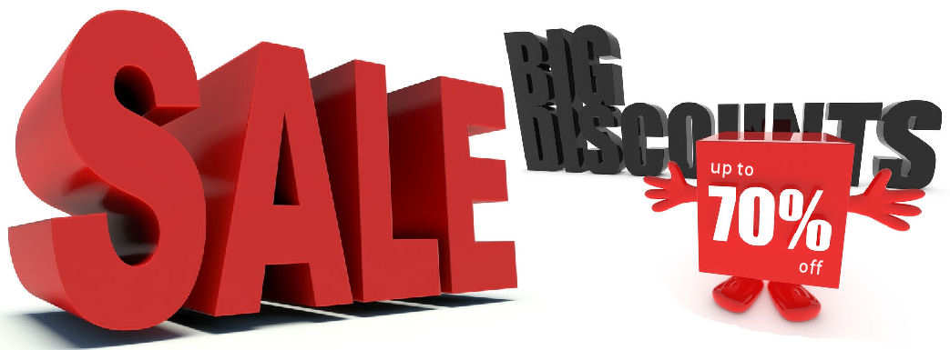 2015 Big Discounts. Get up to 70% OFF plus an EXTRA 10% with discount code. Click for details....