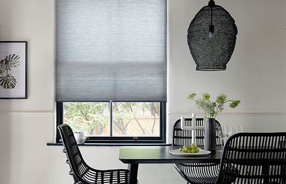 Our Range of Grey Window Blinds
