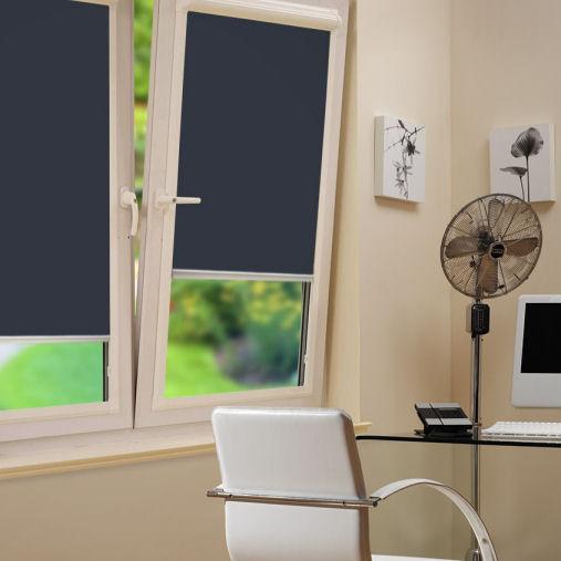 Intu Blinds No Drill Blinds Click Amp Fit Frame Blinds
