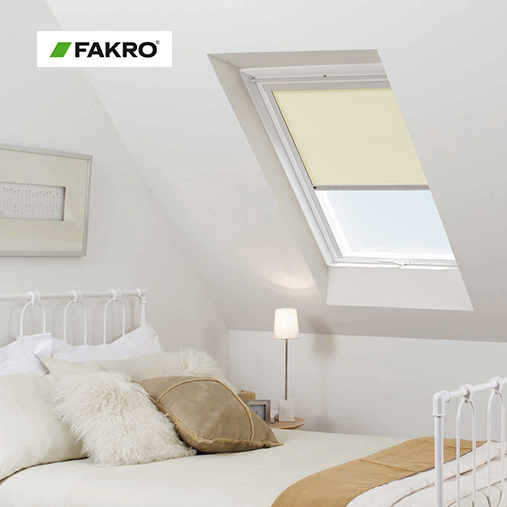 Skylight Blinds for FAKRO