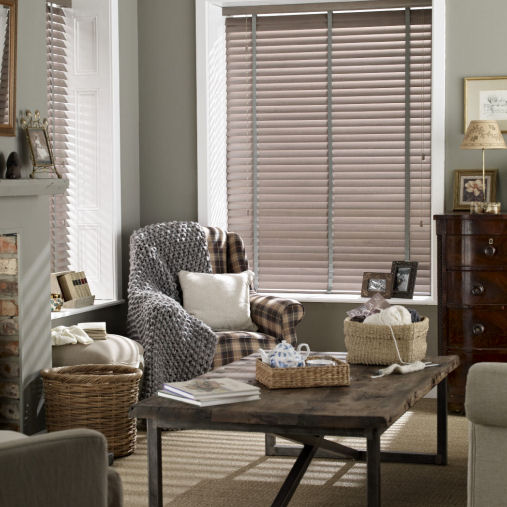 Arena Sherwood Wood Blinds