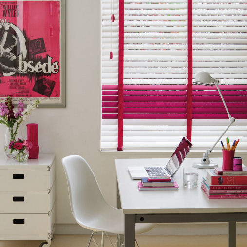 Decora Sunwood Wooden Blinds