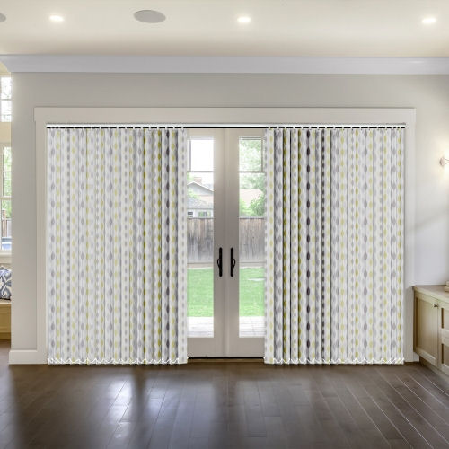 Arena Vertical Blinds Eclectic