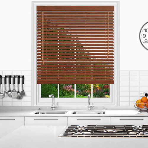 Arena Faux Wood Blinds
