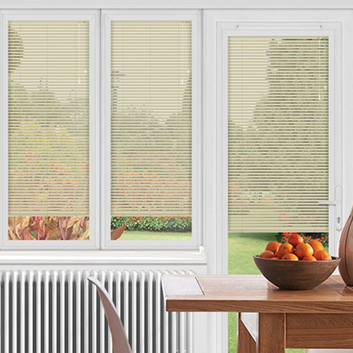 Cream & Natural Conservatory Blinds