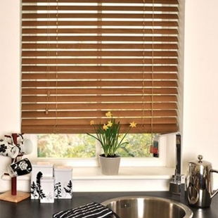 REMINISCENT WOODEN BLINDS