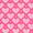 Lynton Hearts - <p>Light pink hearts on a rose pink background. This blackout blind is available with a white plastic or chrome chain.</p>