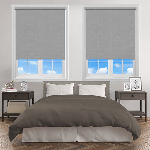 Hanson Graphite Lifestyle Blackout blinds