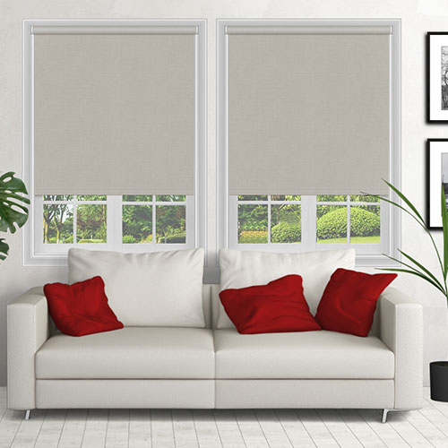 Hanson Sand Lifestyle Blackout blinds