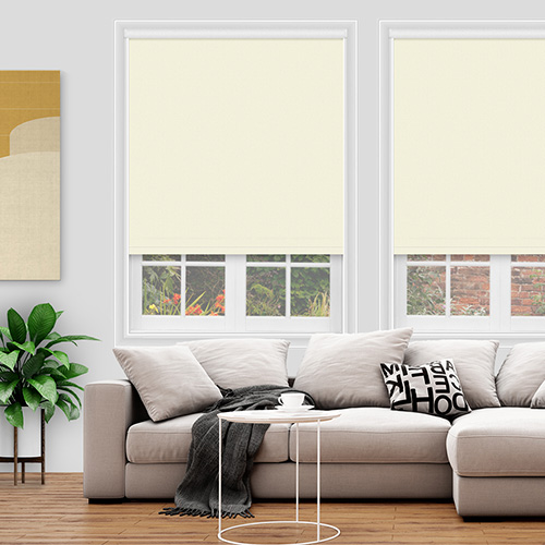 Marlow Ivory Lifestyle Blackout blinds