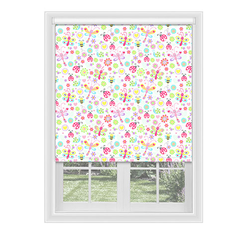 Danby Pinks Lifestyle Childrens Blinds