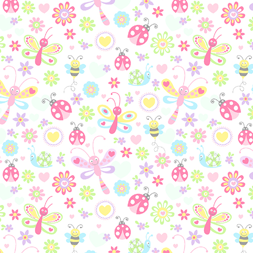 Danby Pinks Childrens Blinds