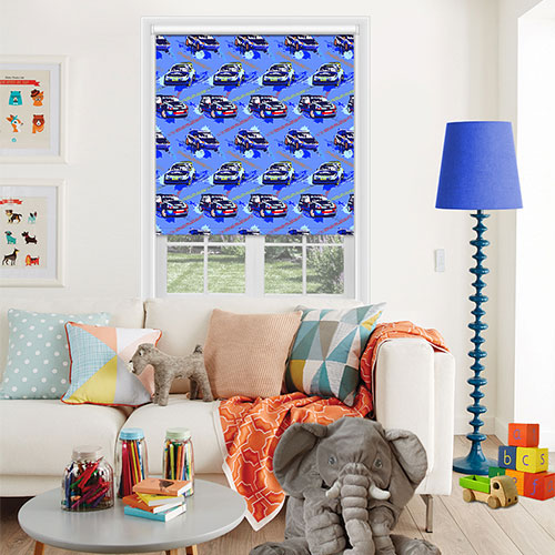 Honiton Cars Lifestyle Childrens Blinds