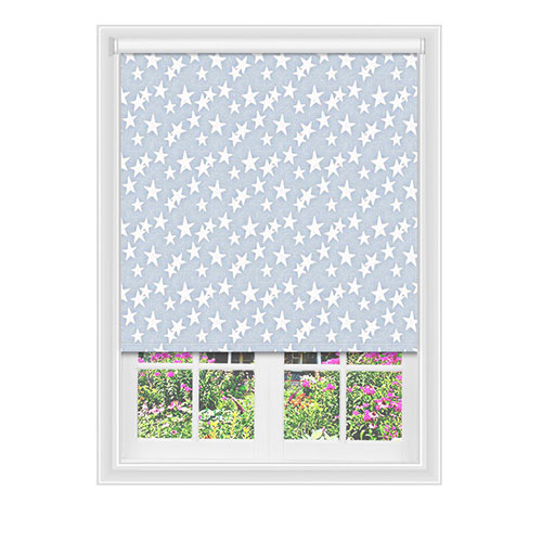 Starry Sky Blackout Lifestyle Childrens Blinds