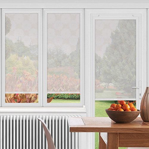 EasyFIT Alva Cream Lifestyle Conservatory Blinds