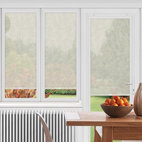 EasyFIT Derrington Chiffon Ice Lifestyle Conservatory Blinds