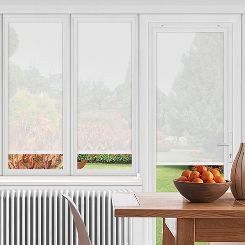 EasyFIT Merley White Lifestyle Conservatory Blinds