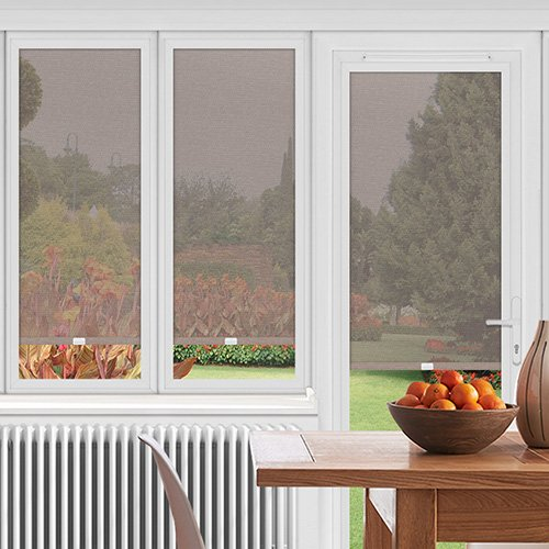 EasyFIT Redcar Coffee Lifestyle Conservatory Blinds