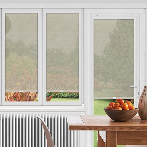 EasyFIT Redcar Pebble Lifestyle Conservatory Blinds