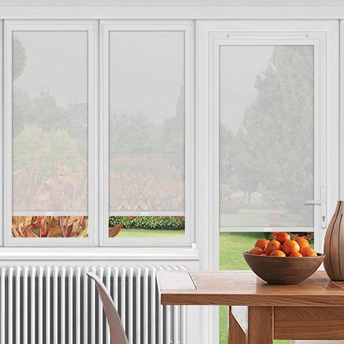 EasyFIT Wareham White Lifestyle Conservatory Blinds