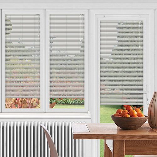 EasyFIT Alpine Grey Lifestyle Conservatory Blinds