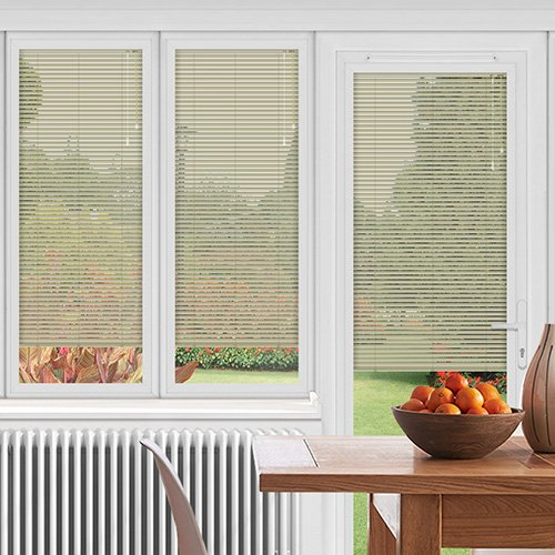 EasyFIT Champagne Pearl Lifestyle Conservatory Blinds