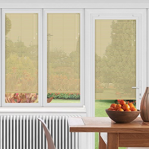 EasyFIT Creamy Ivory Lifestyle Conservatory Blinds