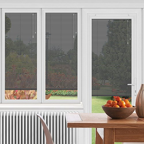 EasyFIT Earth Grey Lifestyle Conservatory Blinds