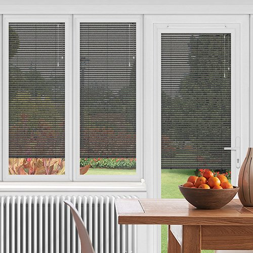 EasyFIT Glimmering Silver Lifestyle Conservatory Blinds