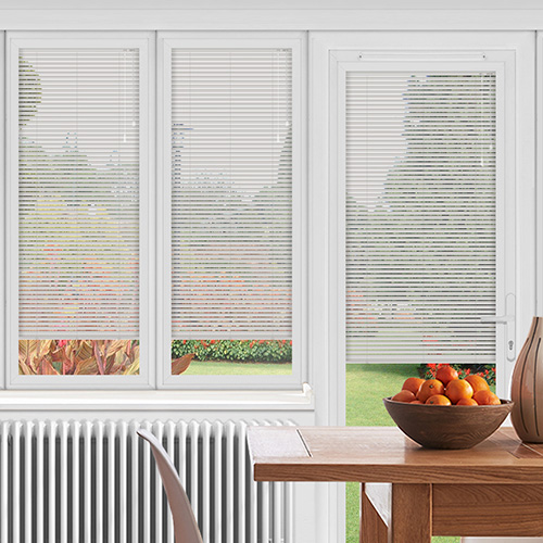 EasyFIT Mature White Lifestyle Conservatory Blinds