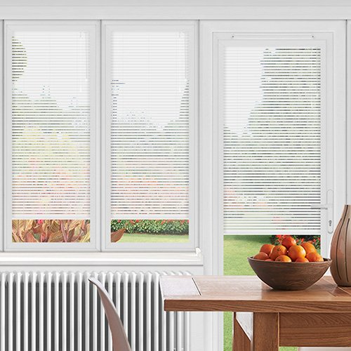 EasyFIT New White Lifestyle Conservatory Blinds