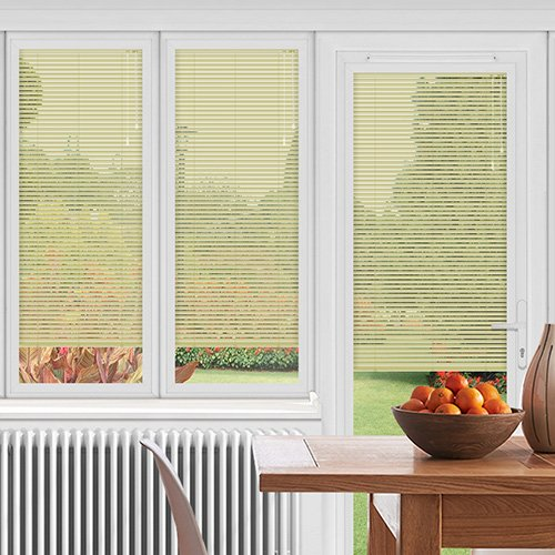 EasyFIT Oatmeal Cream Lifestyle Conservatory Blinds