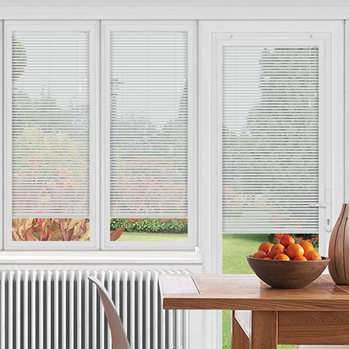 EasyFIT Snow Day Lifestyle Conservatory Blinds