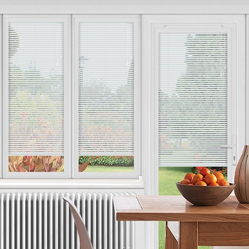 EasyFIT Snow White Lifestyle Conservatory Blinds