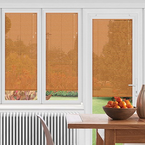 EasyFIT Speckled Copper Lifestyle Conservatory Blinds