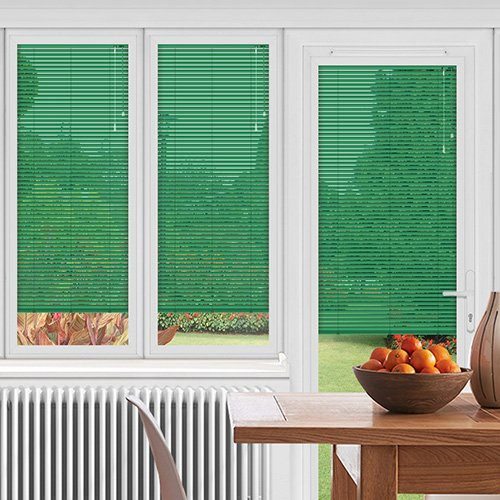 EasyFIT Tropical Turquoise Lifestyle Conservatory Blinds
