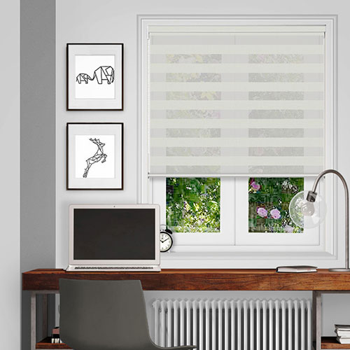 Brotton Sterling Lifestyle Day & Night Blinds
