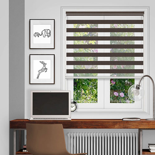 Coverham Coffee Lifestyle Day & Night Blinds