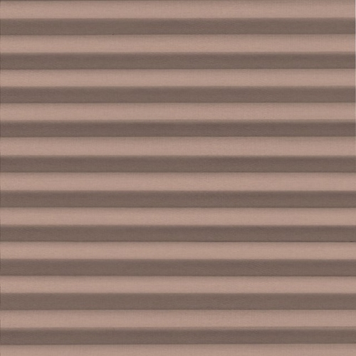 Infusion Asc Taupe INTU Pleated Blinds