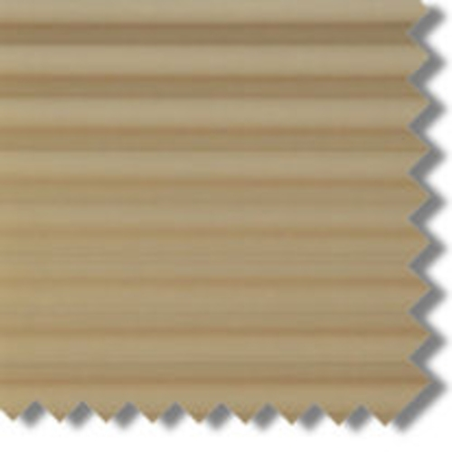 Beige PX4003 INTU Pleated Blinds