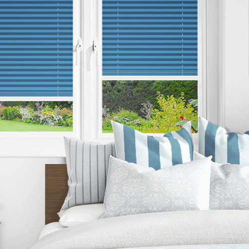 Azure PX4118 Lifestyle INTU Pleated Blinds