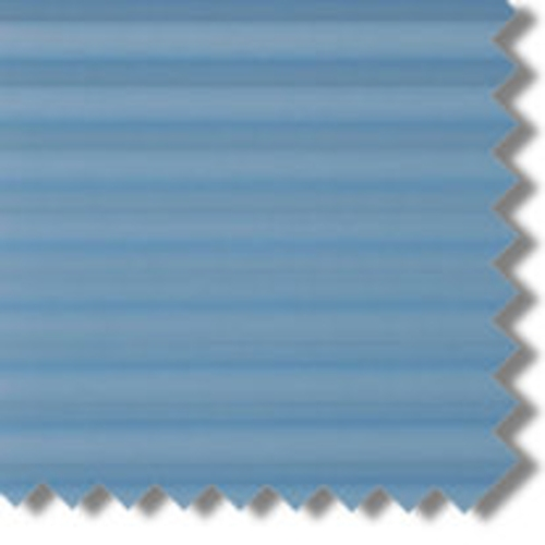 Pale Blue PX4117 INTU Pleated Blinds
