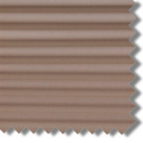 Taupe PX4105 INTU Pleated Blinds