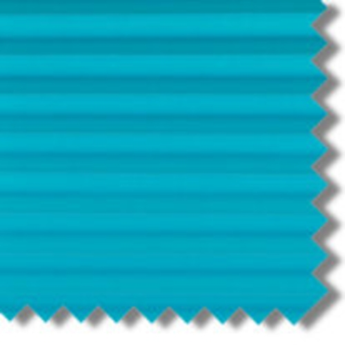 Teal PX4119 INTU Pleated Blinds