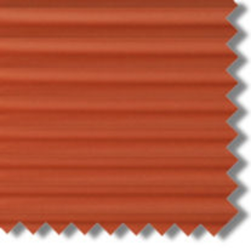 Terracotta PX4110 INTU Pleated Blinds