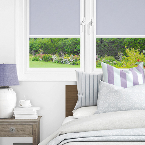 Newlyn Cornflower Lifestyle INTU Roller Blinds