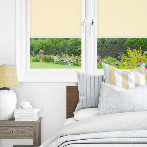 Newlyn Cream Lifestyle INTU Roller Blinds