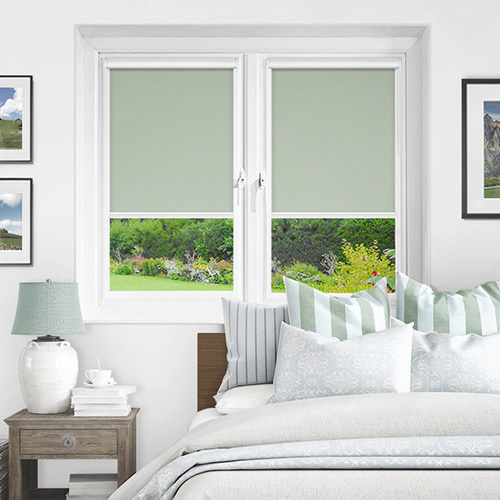 Newlyn Lily Lifestyle INTU Roller Blinds